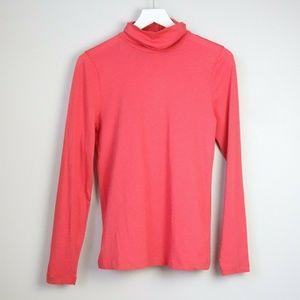 NEW J. Crew Women's Tissue Turtleneck T-Shirt